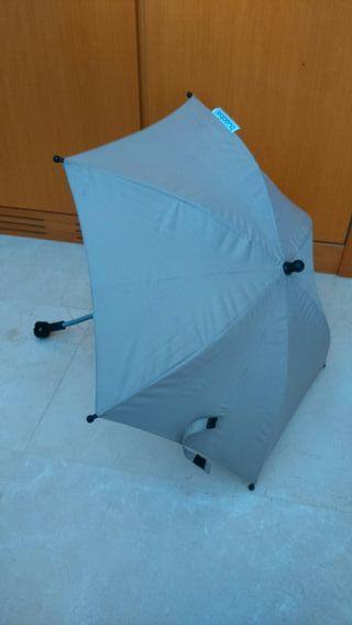 Paraguas bugaboo camaleon parasol marrón
