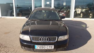 lote 3 coches BMW Audi Smart