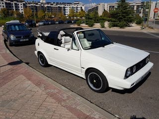 Volkswagen Golf mk1 cabrio