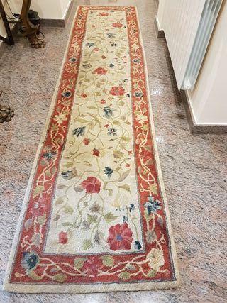 alfombra pasillera de buena calidad