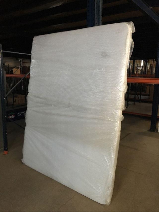 Base tapizada sin patas 150 cm
