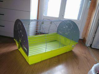 jaula para mascotas