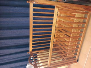 cuna madera mobila
