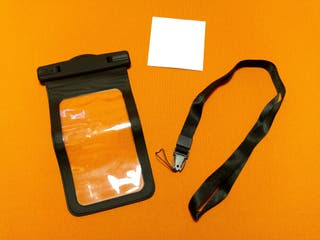 Bolsa / funda impermeable universal para móvil