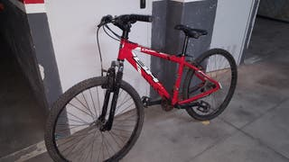 vendo BH-OVER X rr color rojo
