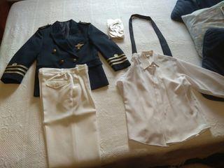 traje de comunión talla 10