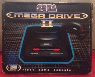 Consola sega mega drive II