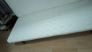 canape base tapizada