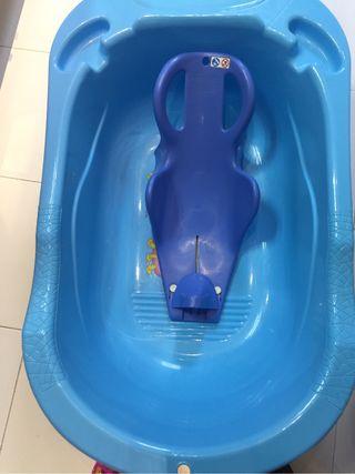 Adaptador bañera y bañera