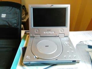DVD portatil Airis