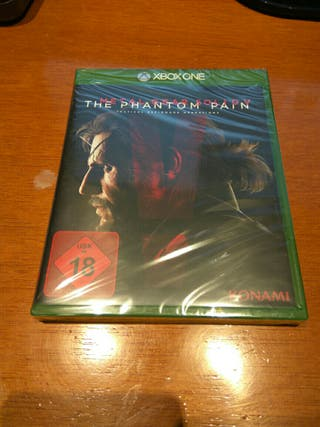 Xbox One - Metal Gear Solid V: The Phantom pain
