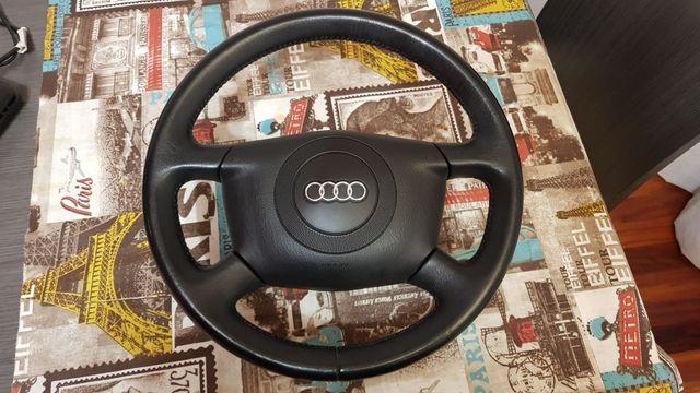 Volante Audi cuero