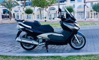 Scooter Kymco xciting 250