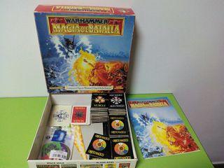 Warhammer Magia de batalla