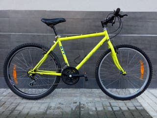 Bicicleta Btt Altiplano
