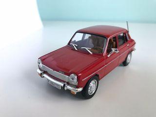 Maqueta de coche Simca 1200