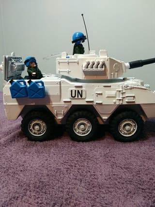 Tanque para Playmobil