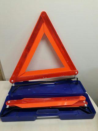 triangulos coche y chaleco