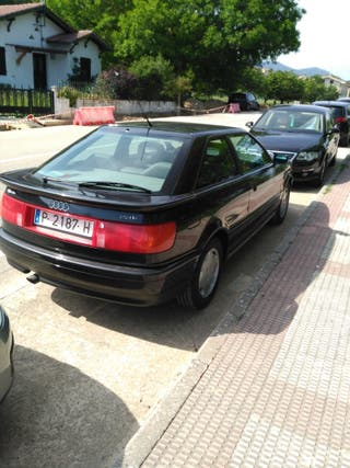 audi coupe 2.3 año 1992