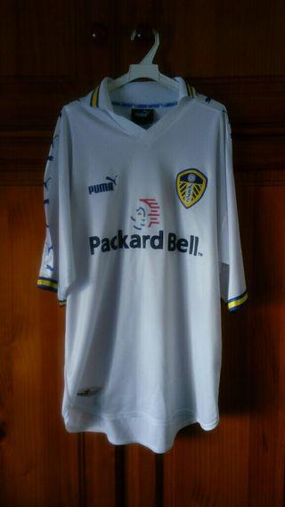 Camiseta Leeds United 1999/2000