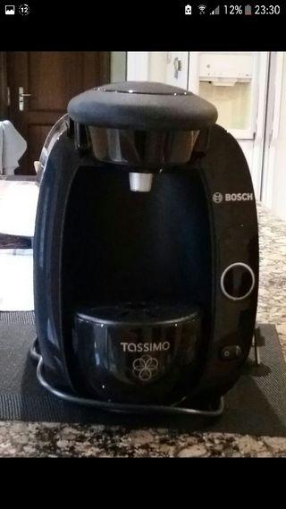 Cafetera capsulas Tassimo Bosch