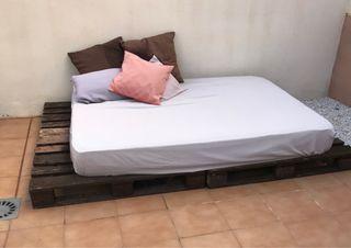Terraza cama