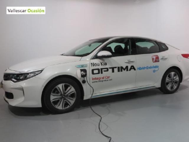 KIA OPTIMA 2.0 GDI PLUG-IN HYBRID AUTO 205 4P