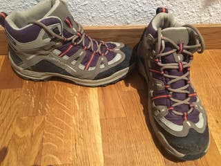 Xirucas montaña/chirucas impermeables