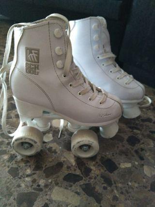 patines artísticos talla 31
