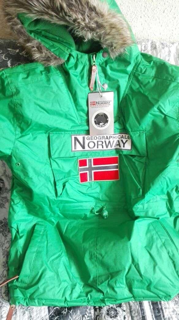 diseño profesional elegante en estilo ahorrar Abrigo geographical norway hombre de segunda mano por 65 ...