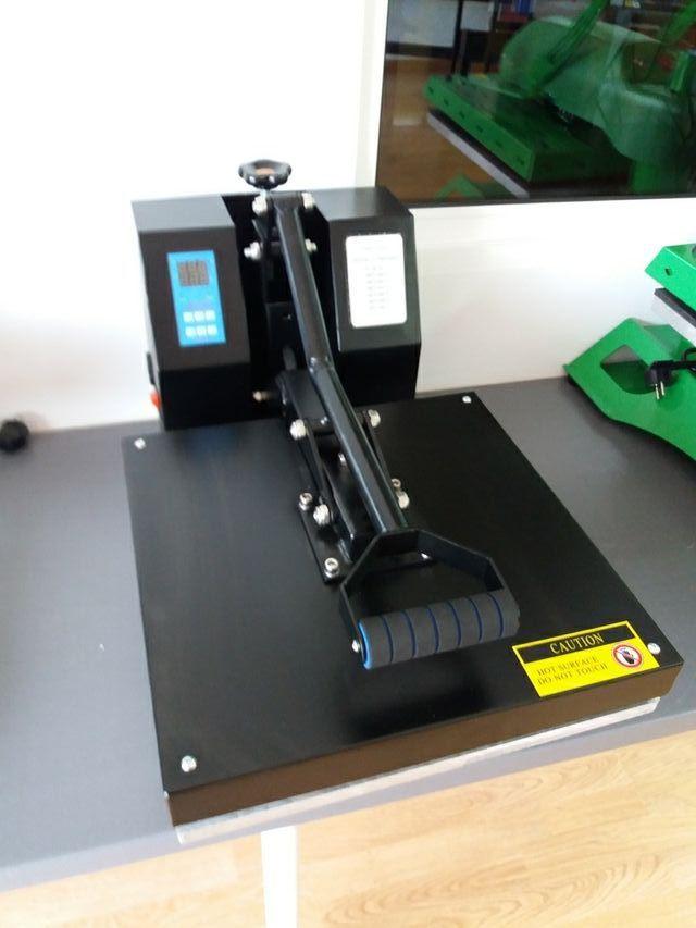 prensa térmica PA38