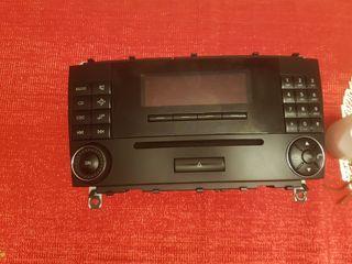 Radio mercedes original