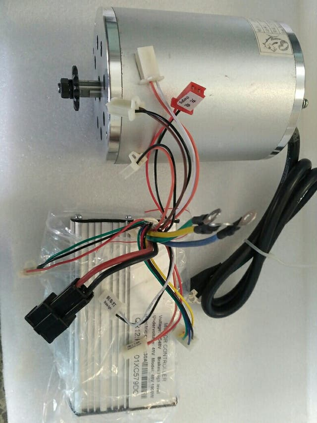 kit tuning brushless 48v 1900w raycool sabway urba