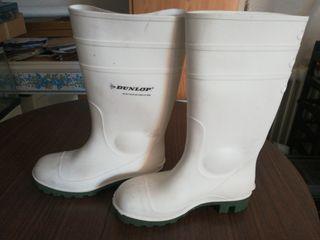 botas de agua Dunlop