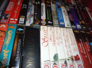 películas originales VHS coleccionistas