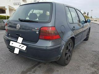 Volkswagen Golf IV 4 motion