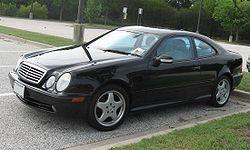 Mercedes-Benz CLK 1998 gasolina automático