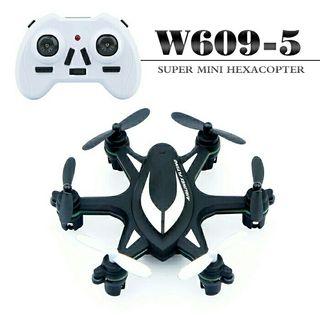 (NUEVO) DRON 6 MOTORES W609