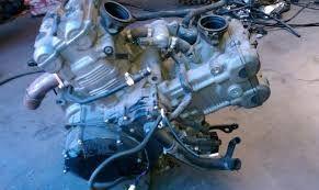 Motor suzuki vtl1000s