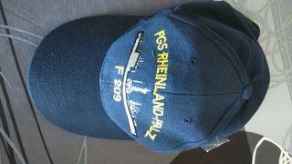 Gorra de beisbol buque de guerra aleman