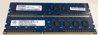 4 GB Ram pc10600