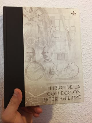 Libro Patek philippe