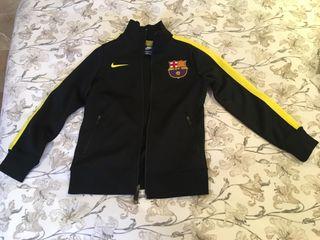 Chaqueta niño FC BARCELONA