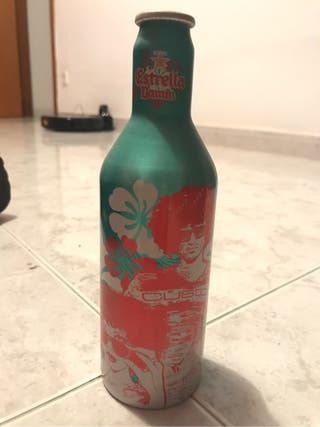 Botella Estrella Damm - Custo