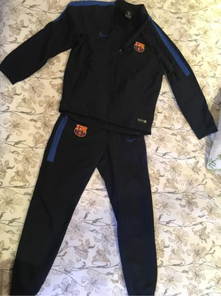 Chandal niño FC BARCELONA
