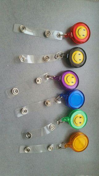 extensible con clip cinturon