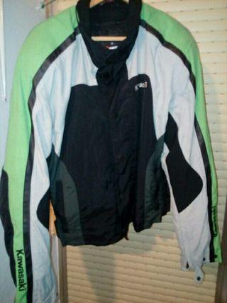 chaqueta moto kawasaki by dainese