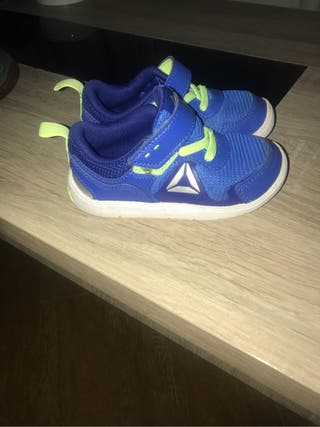 Zapatillas reebok t22,5
