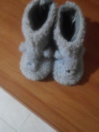 zapatos niña bebe numero 17