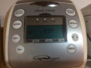 Cheff 2000 turbointeligente